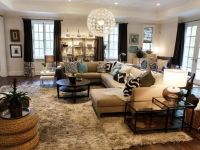 Game Room Features Granite-Topped Mahogany Bar, Credenza ...