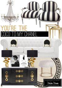 51 best Chanel room inspiration images on Pinterest