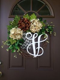 1000+ ideas about Front Door Initial on Pinterest | Door ...
