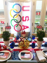 17 Best images about Olympic Party Ideas on Pinterest ...