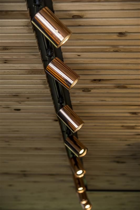Bedroom Sconce Light Fixtures Spina On Track: Lighting Fixture By Tal In Copper Cu29