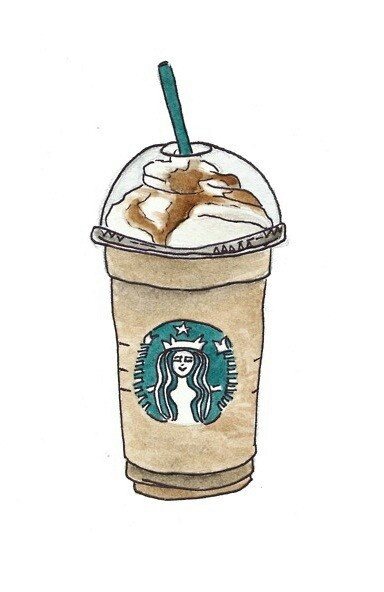 Cute Frappuccino Wallpaper Tumblr Gifts Amp Merchandise Drawings Starbucks And Tumblr