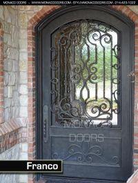 Best 20+ Iron Front Door ideas on Pinterest   Iron doors ...