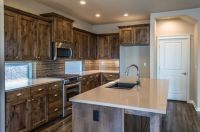 Under cabinet windows in the kitchen | Current New Home ...