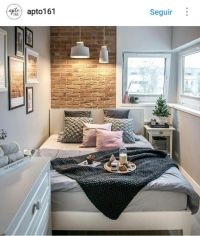 Best 20+ Tiny Bedrooms ideas on Pinterest | Bed curtains ...