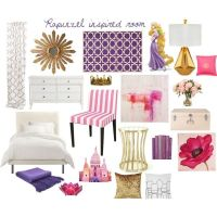 17 Best ideas about Rapunzel Room on Pinterest | Tangled ...