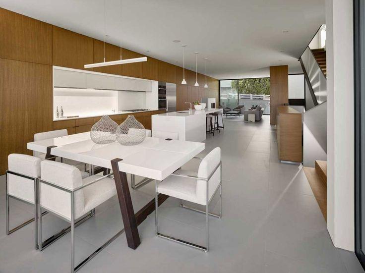Dramatisches weises interieur design beeinflusst escher  best design haus residence song von atelierii gallery ...