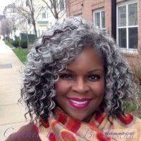 Gray Crochet Braid Hair   hairstylegalleries.com