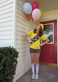 25+ Best Ideas about Russell Up Costume on Pinterest | Up ...