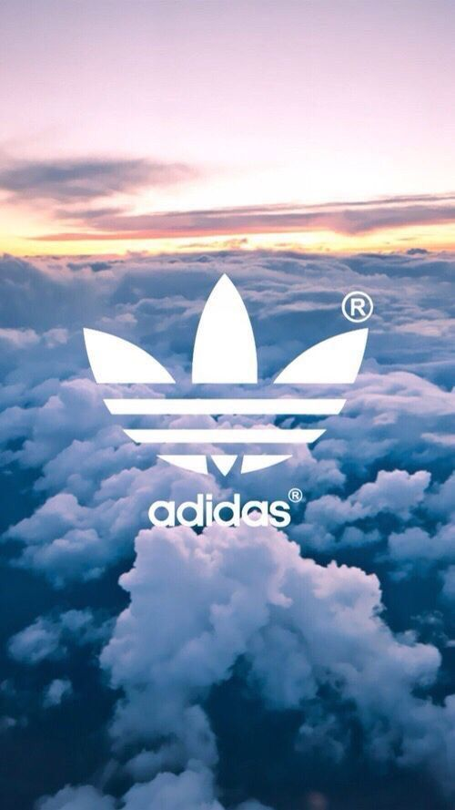 Cute Wallpapers For Phone Cases Adidas Clouds Tumblr Wallpaper Lockscreen Image