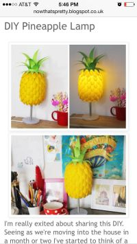 25+ best ideas about Plastic Spoon Lamp on Pinterest ...