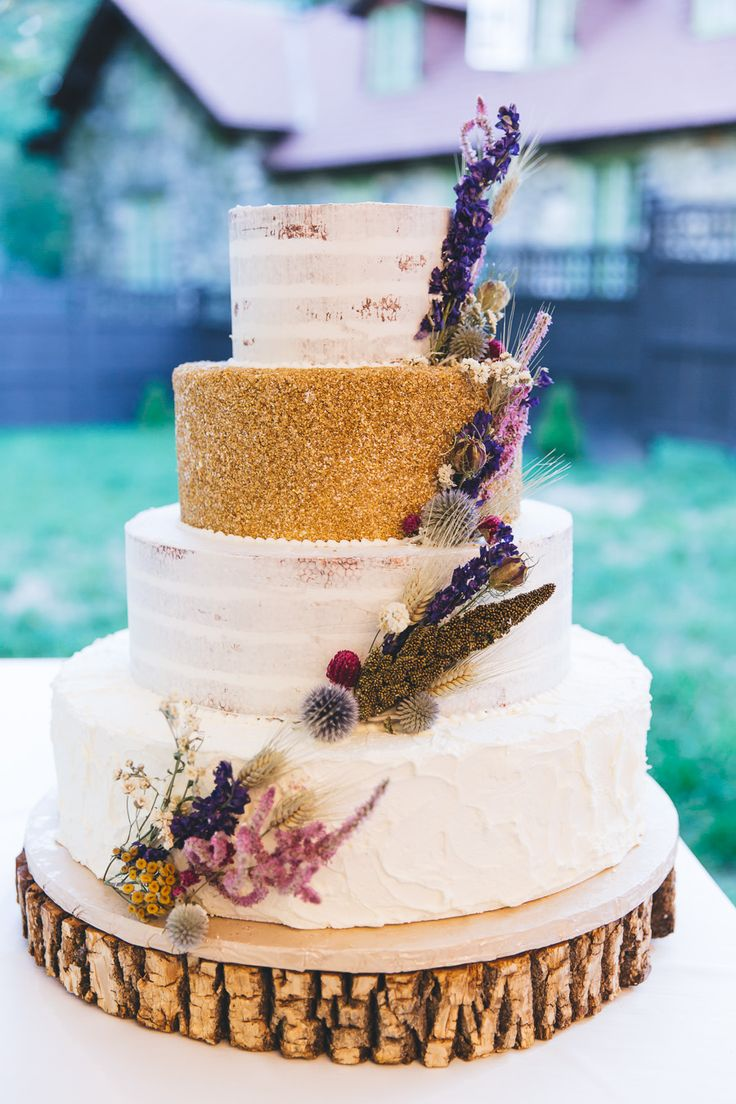 fake wedding cakes fake wedding cakes Fall Wedding Inspiration from The Big Fake Wedding