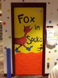 Fox in Socks   Pharr Memorial Library Dr. Seuss ...