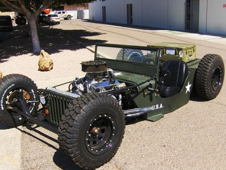 Gallery for gt jeep yj rat rod