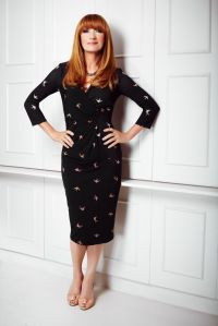 Jane Seymour models CC AW13 collection | jane seymour ...