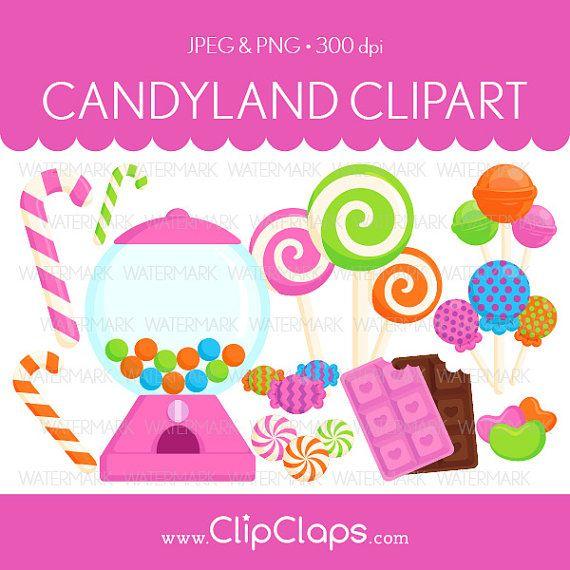 Cute Piggies Wallpaper Candy Clipart Lollipop Candy Land Rainbow Clipart By