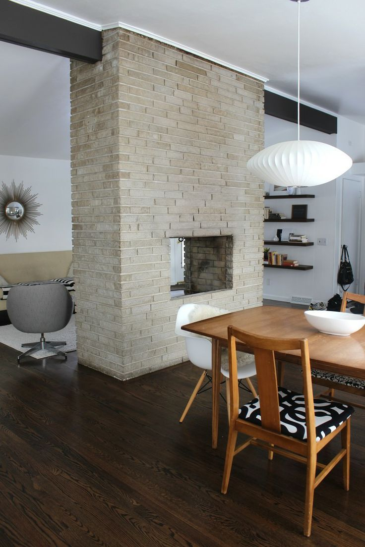 462 best images about double sides fireplace on pinterest