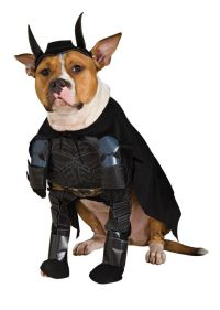 Batman Halloween Dog Costume (with arms)