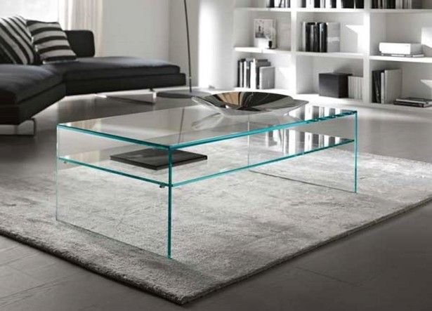 17 Best Ideas About Modern Glass Coffee Table On Pinterest | Glass