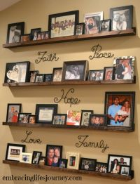 25+ best ideas about Picture Shelves on Pinterest ...