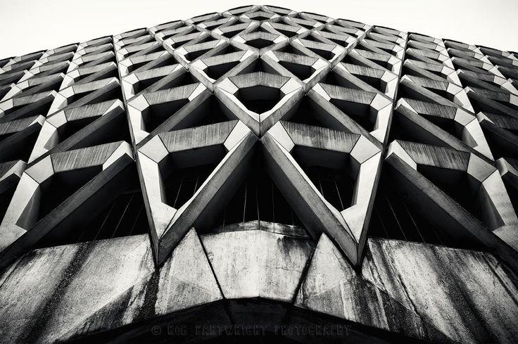 unique high brutalist architecture interior architectural