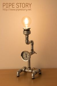 17 Best images about PIPE LAMPS on Pinterest | Vintage ...