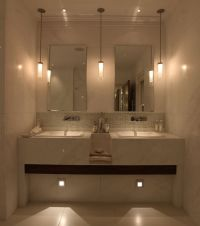 107 Best images about Bathroom Lighting on Pinterest