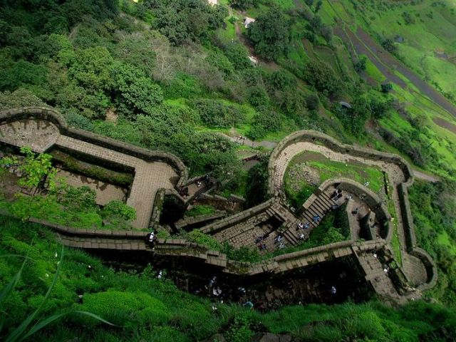 Lohagad Fort, India