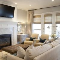 25+ best ideas about Tv Over Fireplace on Pinterest