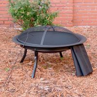 Outdoor Fireplaces & Firepits - Portable Steel Camping ...