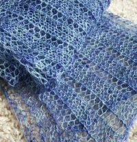 Best 20+ Lace Scarf ideas on Pinterest   Free scarf ...