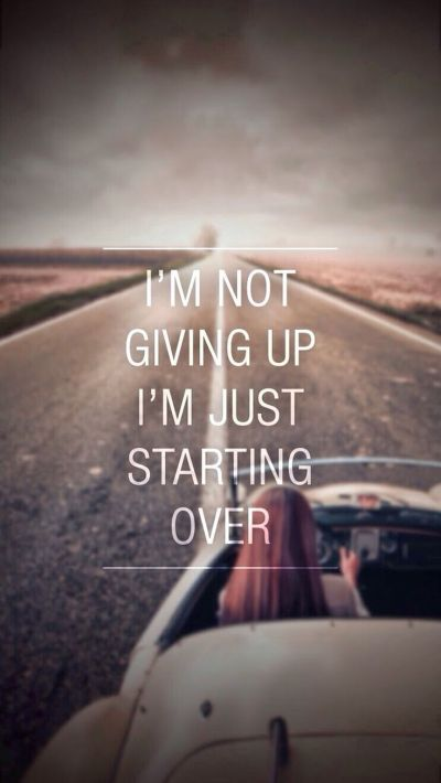 17 Best ideas about Not Giving Up on Pinterest | Never give up quotes, Not giving up quotes and ...