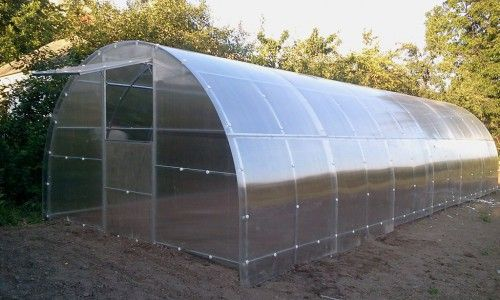 Serre Tunnel 3x6 25+ Best Ideas About Serre Polycarbonate On Pinterest