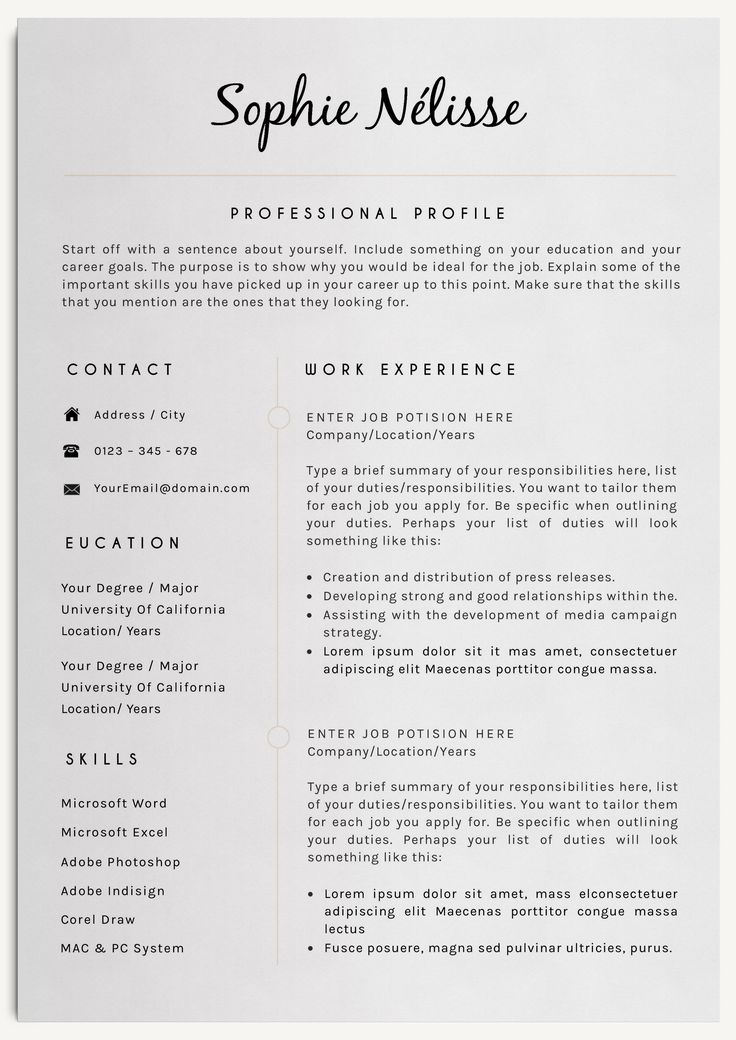 Bartending Resume Example How To Write A Bartending Resume - bartending resume templates