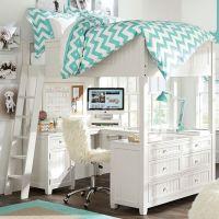 25+ Best Ideas about Teen Loft Beds on Pinterest | Teen ...