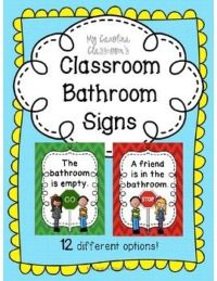 17 Best ideas about Classroom Bathroom on Pinterest ...