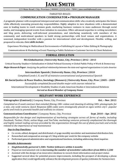 Sample Resume Retail Audit Ppt | cover letter sample for job