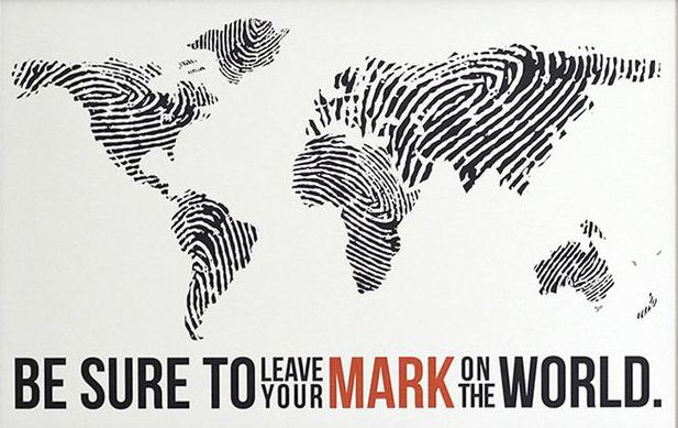 Wasting Time Quotes Wallpaper Be Sure To Leave Your Mark On The World Travels And