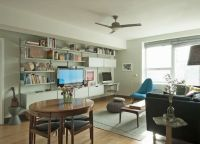 This is great, functional combo-room: Living room, dining ...
