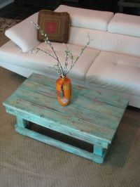 1000+ ideas about Distressed Coffee Tables on Pinterest ...