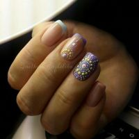 1000+ ideas about Summer French Nails on Pinterest | Nail ...