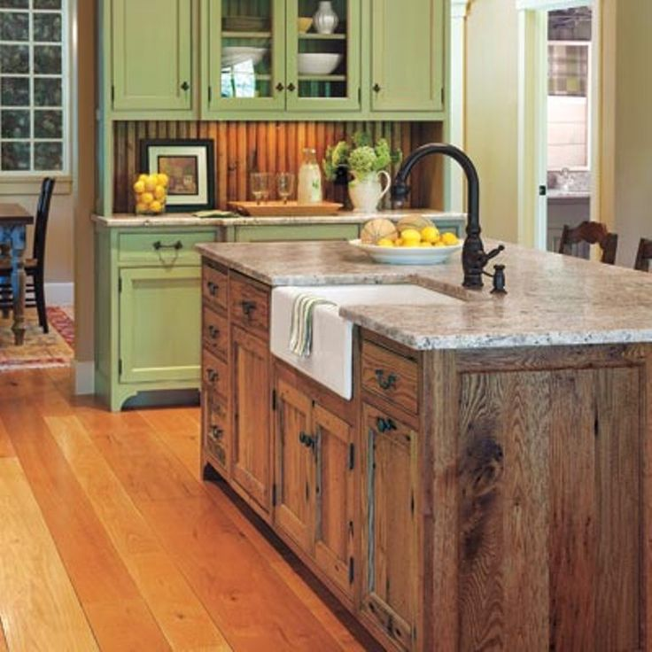 This Old House Kitchen Island 1000+ Ideas About Pine Kitchen On Pinterest | Interiors