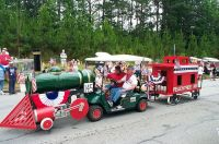golf cart decorations for parades | golf cart july 4th 1 ...
