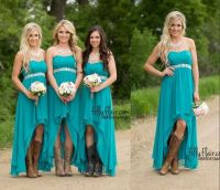Only best 25+ ideas about Western Bridesmaid Dresses on ...