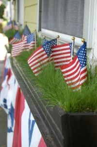 4th Of July Home Decor | Home, Window boxes and Blog