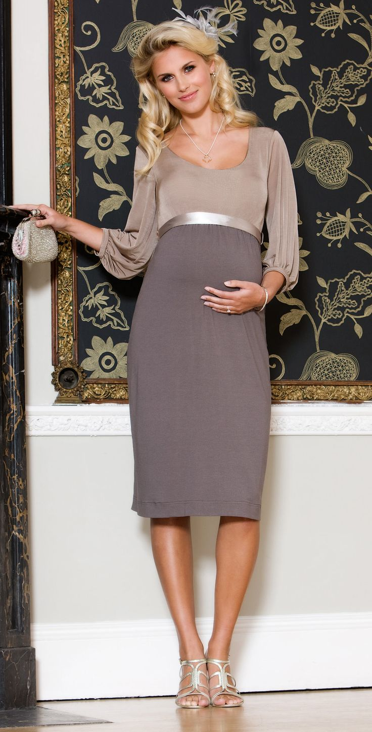 maternity dresses maternity wedding guest dresses Sienna Maternity Dress Dusk Maternity Wedding Dresses Evening Wear and Party Clothes