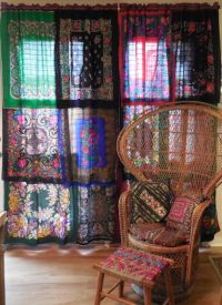 25+ best ideas about Bohemian Curtains on Pinterest ...
