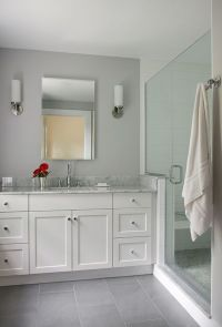 25+ best ideas about Light grey bathrooms on Pinterest