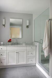 25+ best ideas about Light grey bathrooms on Pinterest ...