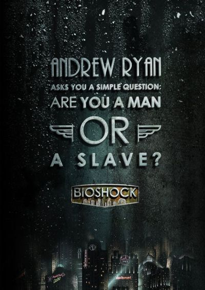 Bioshock Poster, Typography | iPhone Wallpaper | Fan Art - Wallpapers - iPhone | Pinterest | To ...